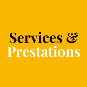 Services & Prestations