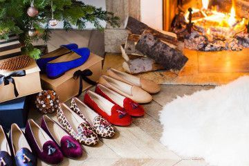 slippers chatelles