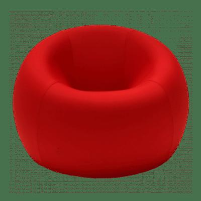 fauteuil rouge Up 2 de Gaetano Pesce