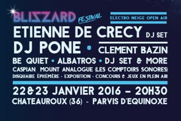 blizzard festival chateauroux