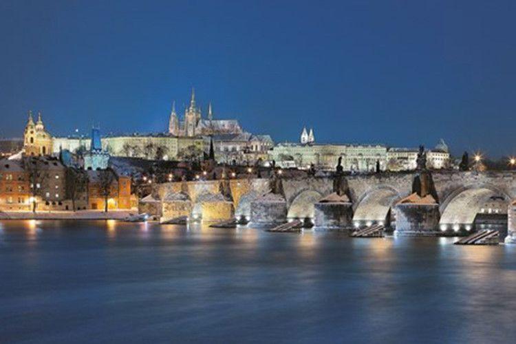 Prague saint valentin