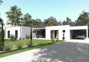 ekla-maison contemporaine