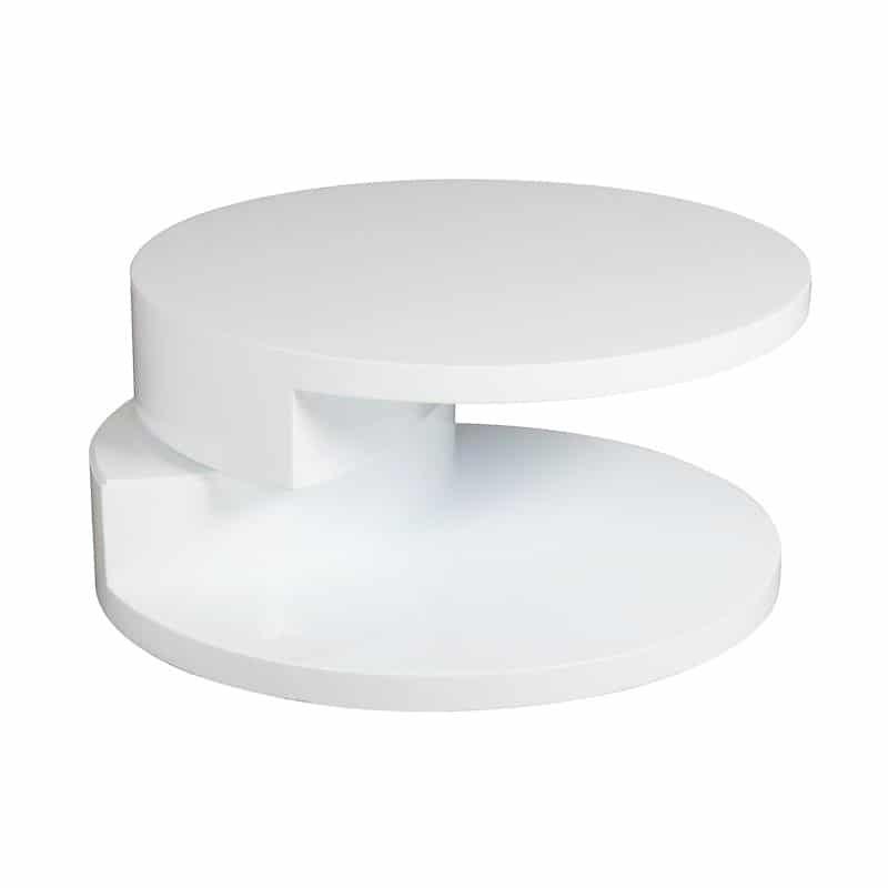 table-basse-ronde-design-azur-blanche