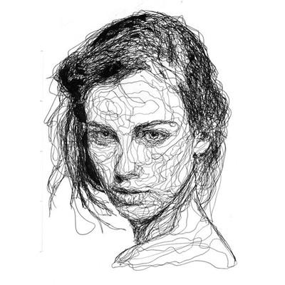 portraits-découpés