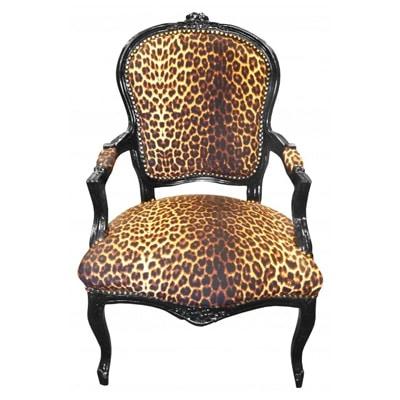 fauteuil-baroque-louis-xv-leopard