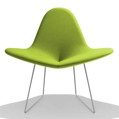 fauteuil-design-vert-anis
