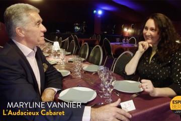 Interview Maryline Vannier - L'Audacieux cabaret