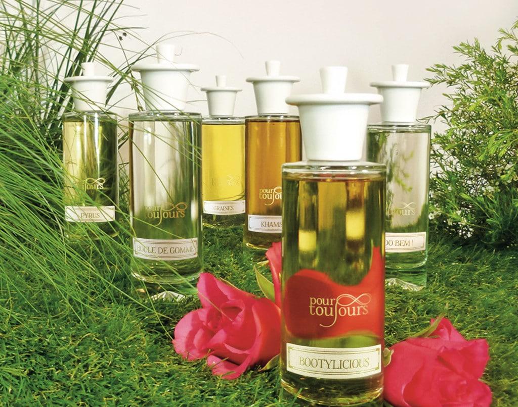 Parfums Pour Toujours©F.Coquerel