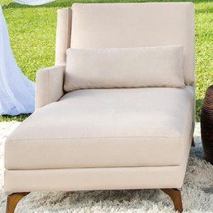 chaise-longue Bora