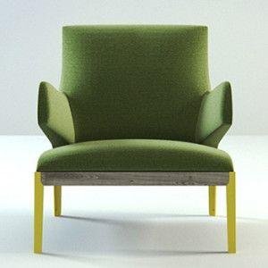 fauteuil-vert