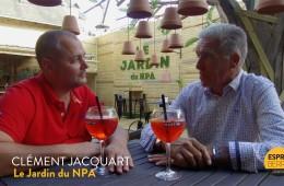 Rencontre Clément Jacquart - NPA Le Jardin