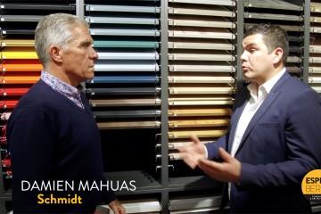 Rencontre Damien Mahuas - Schmidt