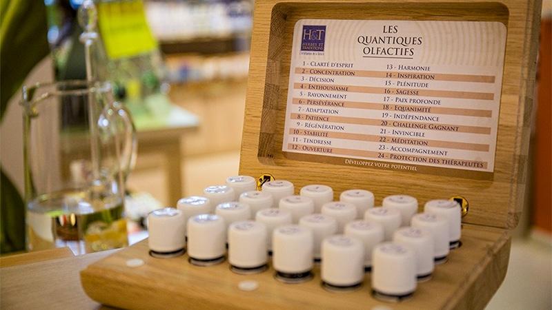 quantiques olfactifs