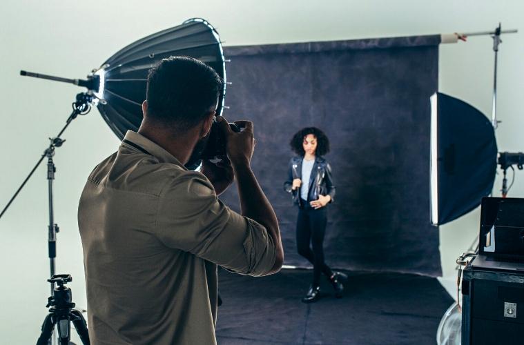casting photo Esprit Berry